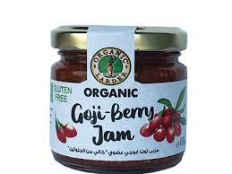 Organic Larder Goji Berry Jam 110g