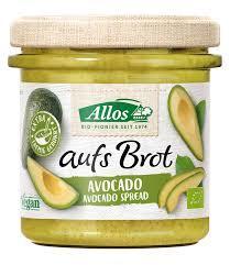 Allos Avocado Spread 140g