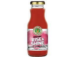 Organic Larder Vinegar Drink Berries & Pomegranate 500ml