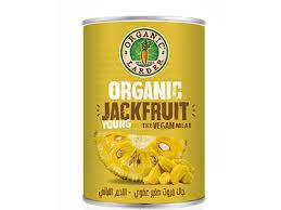 Organic Larder Jackfruit 400g
