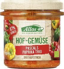 Allos Paprika Trio 135g