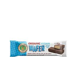 Organic Larder Wafer Coconut 40g