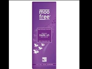 Mini Moos 65% Dark Chocolate Bar 80g