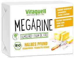 Vitaquell Vegan Spreadable Fat Megarine 250g