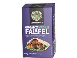 Organic Larder Falafel 160g