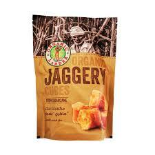 Organic Larder Jaggery Cubes 425g