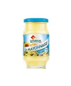 Lesieur Mayonnaise Low Fat 475g