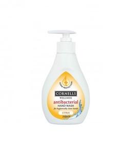 Cornell's Anti Bacterial Citrus Hand Wash 250ml
