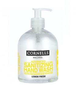 Cornell's Sanitizing Hand Wash Lemon Fresh 500ml