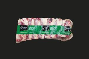 New Zealand Frozen Beef Back Ribs Whole 1.7kg