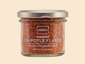 Nomu Cooks Collection Smoked Chipotle Flakes 50g pc