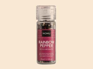 Nomu Rainbow Pepper Grinder 45g