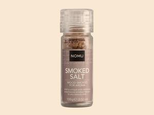 Nomu Smoked Salt Grinder 100g