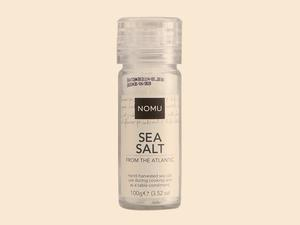 Nomu Sea Salt Grinder 100g