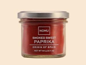 Nomu Cooks Collection Smoked Sweet Paprika 60g