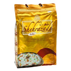 Shehrazade Basmati Rice Sella 1121 5kg