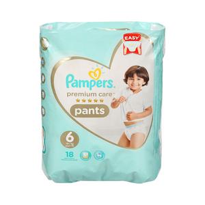 Pampers Pants Care Pants S6 18 pcs