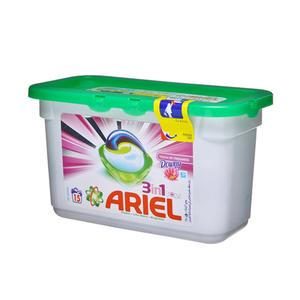 Ariel Capsules With Downy 15x28.8g