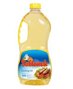 Sultana Cooking Oil 1.8L