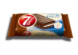 Almarai 7days Mini Vanilla Bar 25g