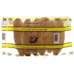 Golden Loaf Finger Roll 1pkt