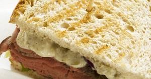 Roast Beef & Tartare Sauce Cream 1pc