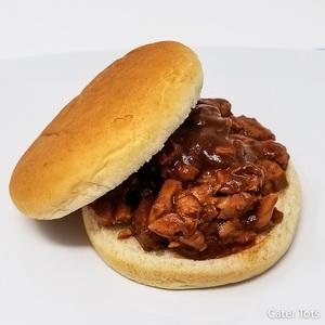 Chicken Barbeque Sandwich 1pc