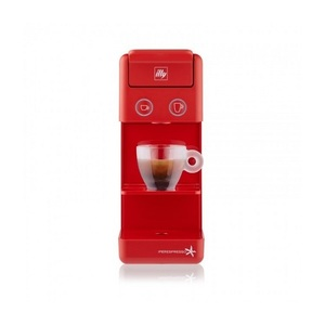 Illy Y3.2 Red Coffee Machine 1s