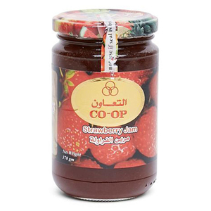 Co-Op Strawberry Fruit Jam 370g