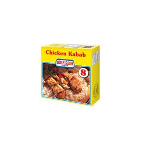 Americana Chicken Kabab 480g