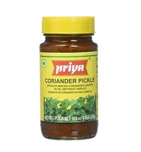 Priya Coriander Pickle 300g