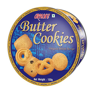 Beautiful Butter Cookies 150g
