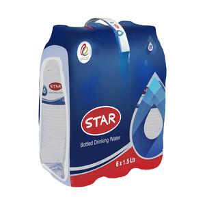 Star Water 6x1.5L