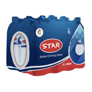 Star Water 12x500ml