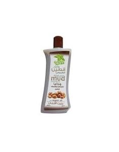 Green Star Natural Mud Shampoo With Argan Oil 400ml