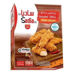 Sadia Chicken Zing Strips 320g