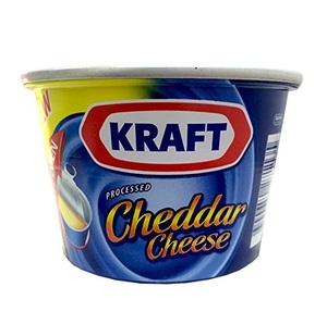 Kraft Cheddar Can 190g