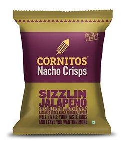 Cornitos Nacho Chips Sizzling Jalapeno 150g
