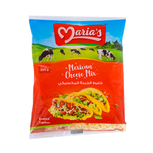 Maria's Cooking Cheese Mix 200g