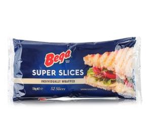 Bega Super Slice Cheese 728g
