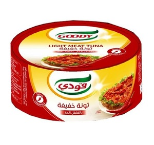 Goody Light Meat Tuna Chilli 160g