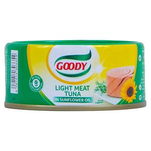 Goody Light Meat In Sunflower Oil 160g