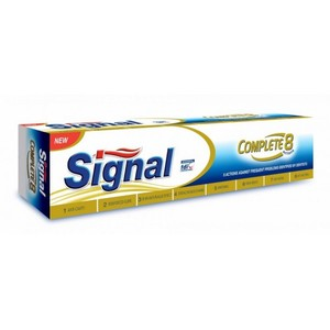 Signal Tooth Paste Complete White Zinc Mineral 100ml