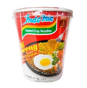 Indomie Fried Noodles Jumbo Cup 82g