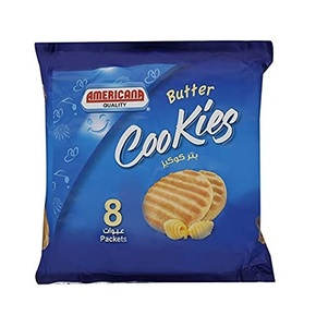 Americana Nutty Cookies Butter 90g