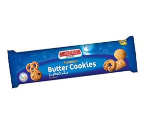 Americana Nutty Cookies Cashew 90g