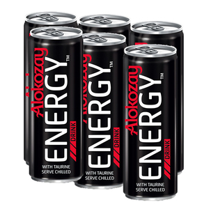 Alokozay Energy Drink 6x250ml