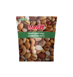Master Super Extra Mix Nuts 240g