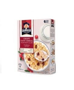 Quaker Cranberry Cereal 400g