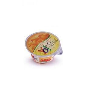 Al Rawabi Orange Fruit Yoghurt 130g